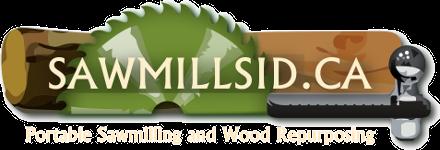 Sawmill Sid | Portable Sawmilling and Wood Repurposing
